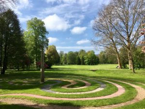 Fußlabyrinth