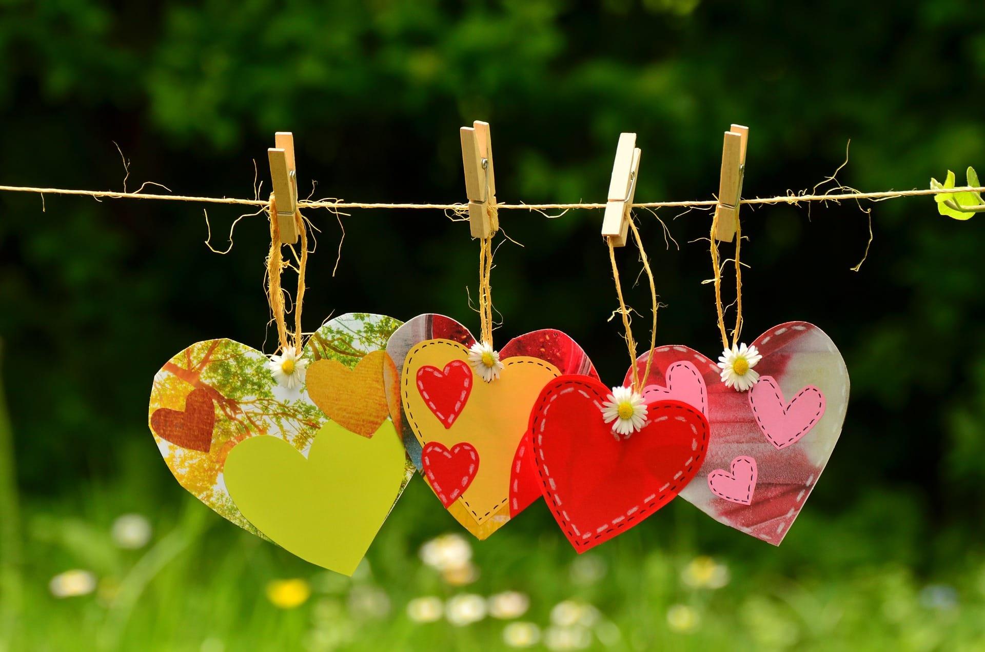 Die Kraft der Liebe nutzen