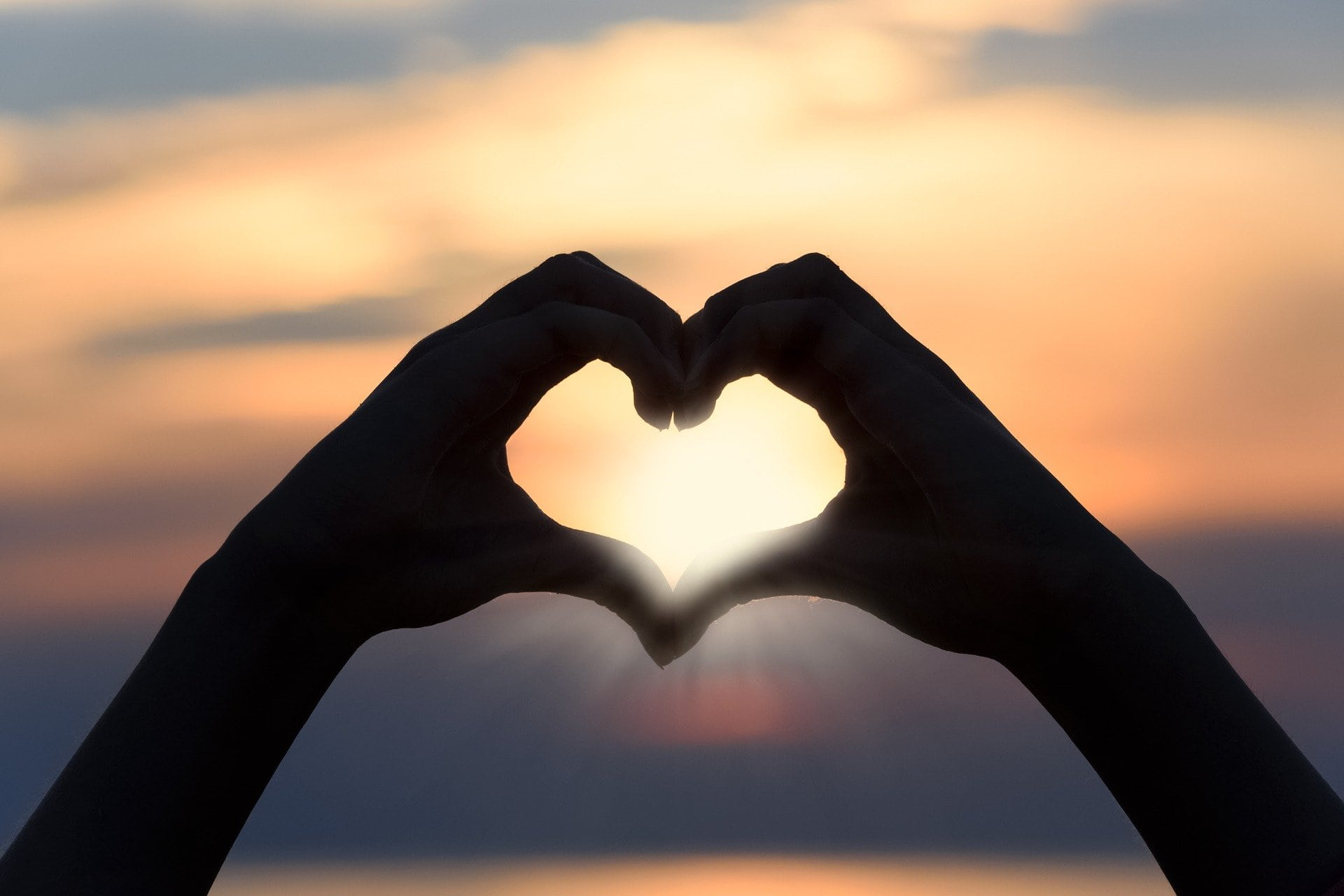 Liebe als heilende Kraft