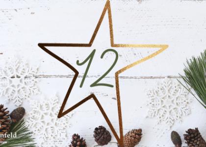 Adventskalender Weihnachtsstern