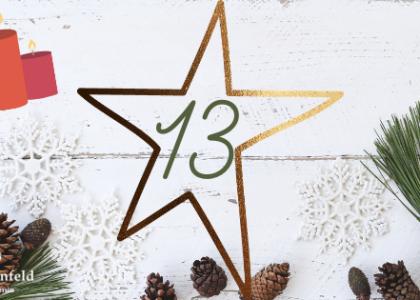 Adventskalender Weihnachten Dankbarkeit