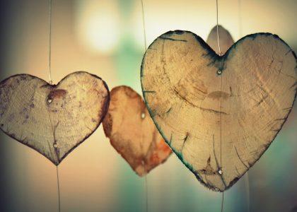 Mit ganzem Herzen in der Welt