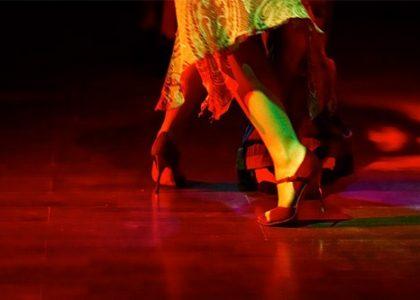 Tango - achtsames Spiel zu zweit (auch ohne Tanzpartner!)