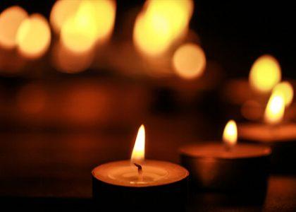 Zeit des Lichts_Kerzen_Kerzenschein