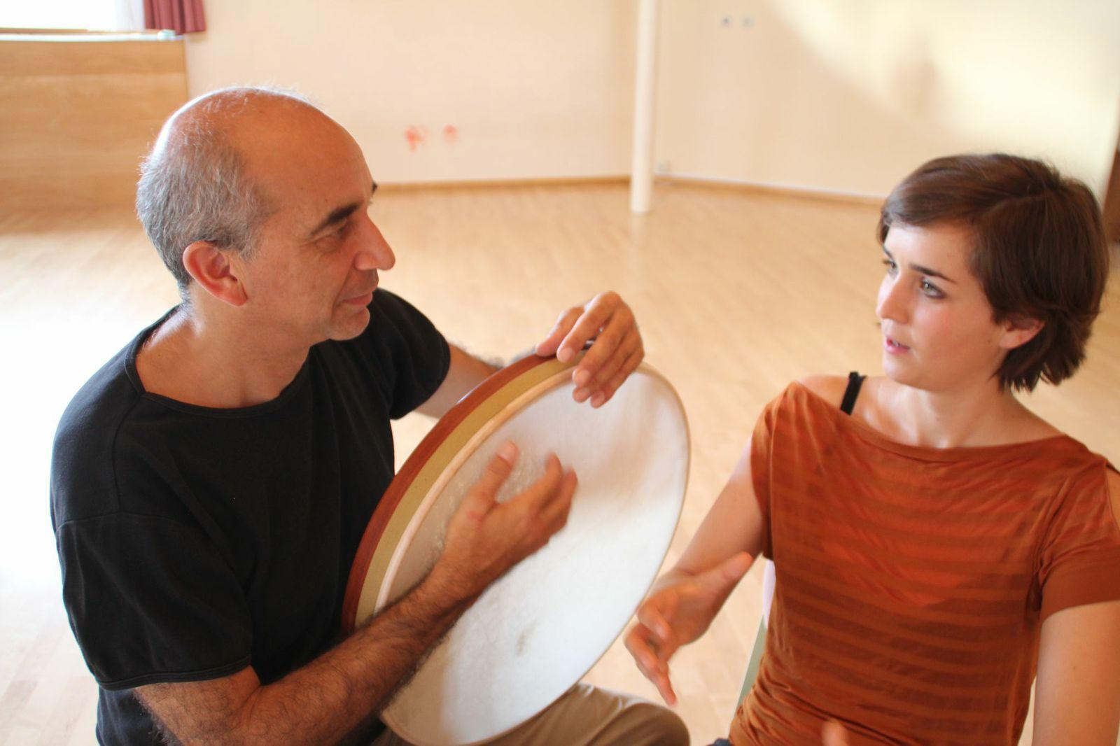 TaKeTiNa®-Rhythmustherapie mit Krafttierreise