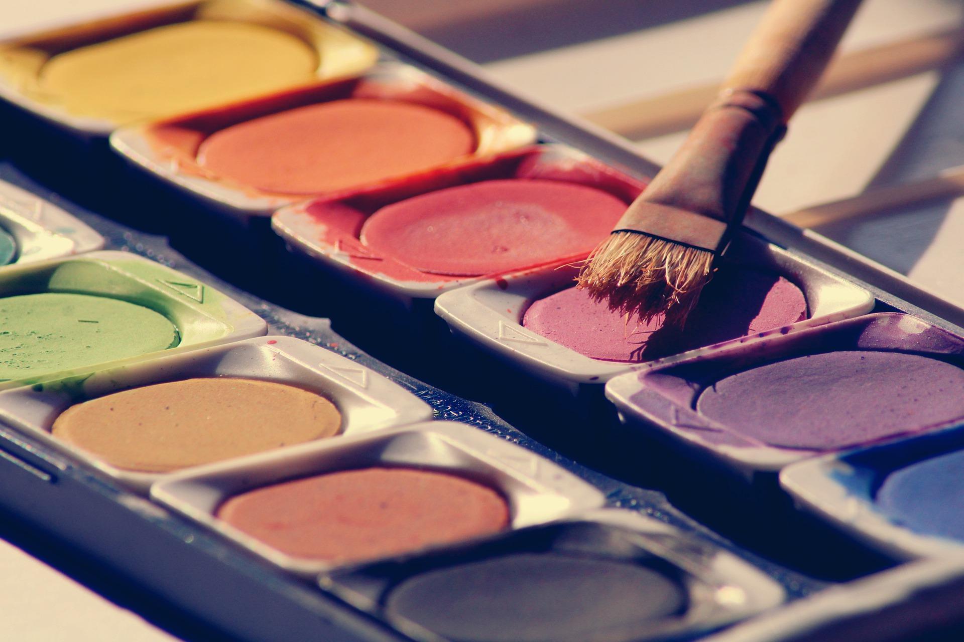 Seminarfestival Kunst - Entdecken der eigenen schöpferischen Kraft